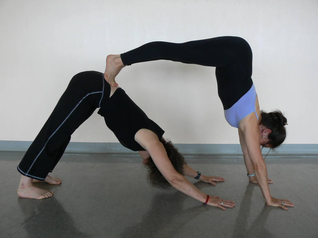 WORKSHOPS Yoga For 2